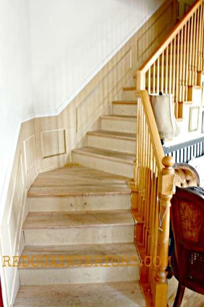 Stairs refinished unpainted redouxinteriors.jpg
