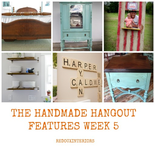 Hamdade hangout week 5 collageredouxinteriors