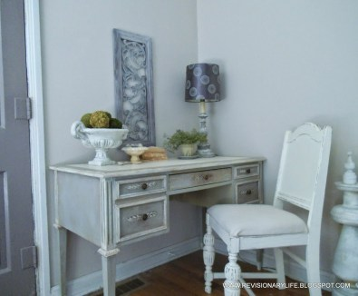 Revisionary life gustavian desk