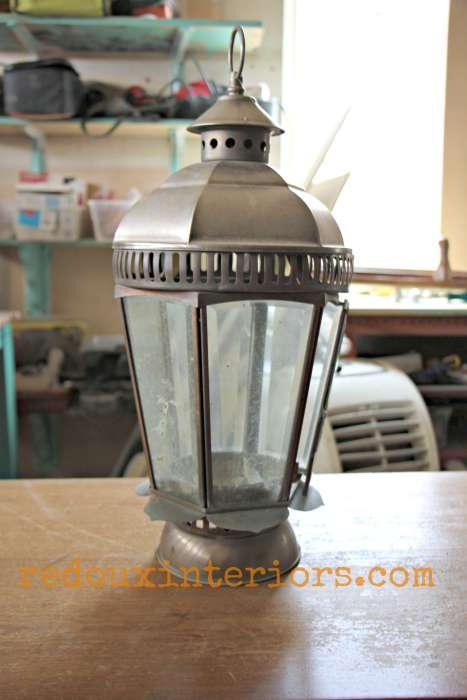 dumpster candle lantern redouxinteriors