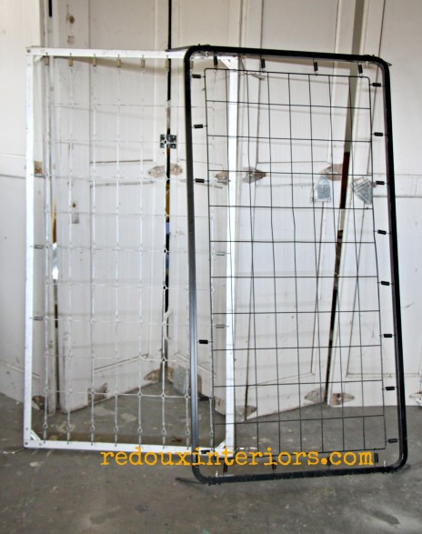 dumpster found crib springs redouxinteriors