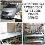 trashy tuesday video tour redouxinteriors