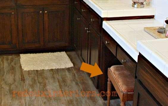 vanity stool before redouxinteriors