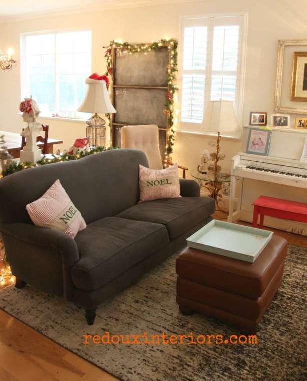 Redouxinteriors Holiday Home tour Living Room