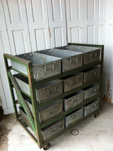 027 Industrial  Chest