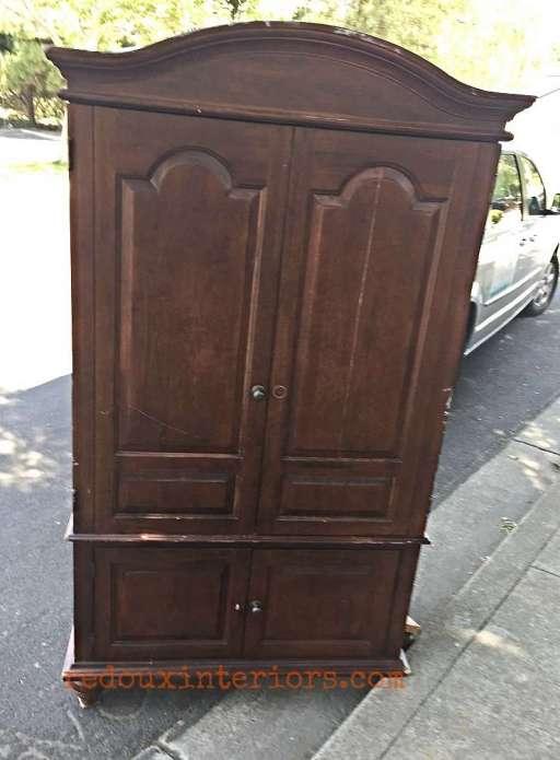 curbside broken armoire redouxinteriors
