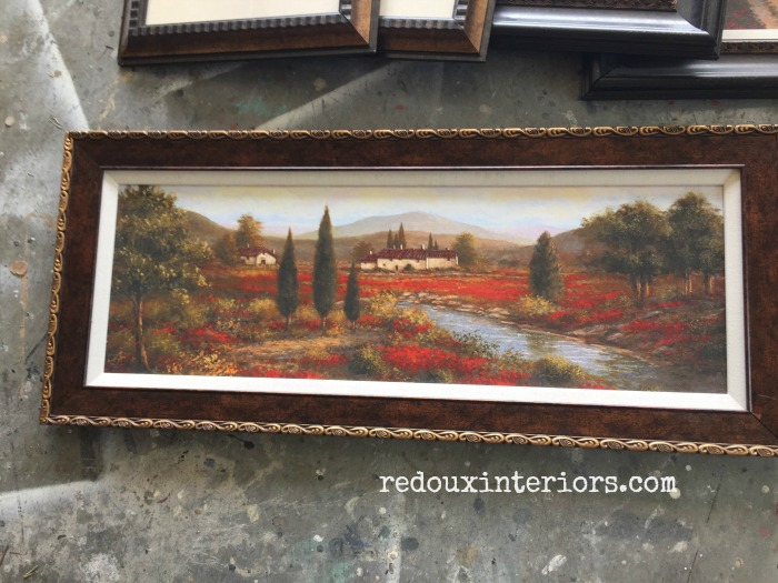 Free large picture frame redouxinteriors
