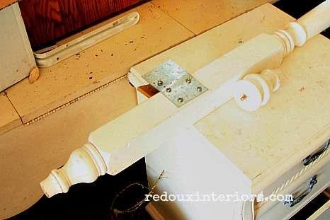 Dumpster found furniture parts redouxinteriors