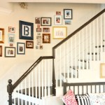 Picture Gallery Wall DIY Paint on a budget redouxinteriors