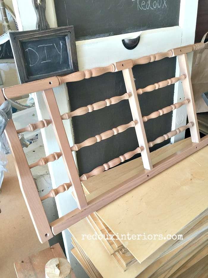 Crib Parts Dumpster redouxinteriors