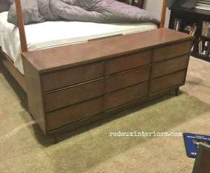Free Mid Century Modern Dresser