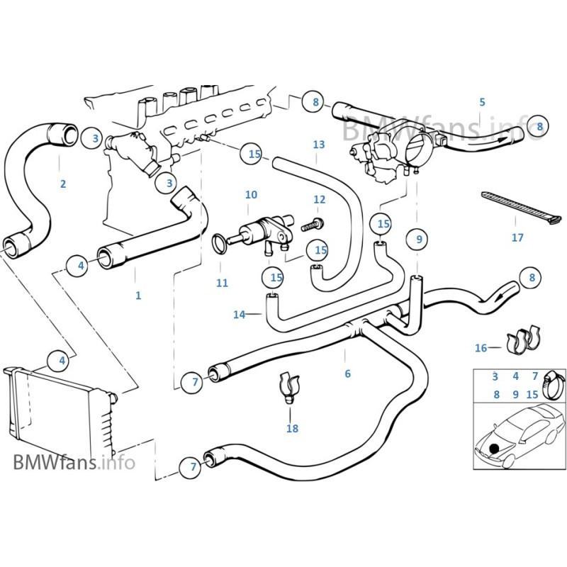 wiring diagrams e39 bmw 525 tds