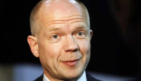 William Hague lifelong friend of Israel