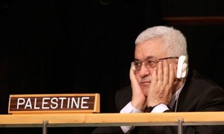 Lackadaisical Mahmoud Abbas