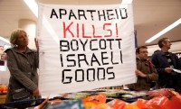 Boycott Israeli goods