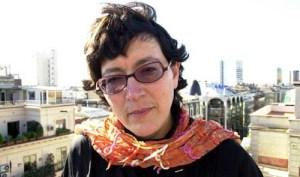 Israeli journalist Amira Hass