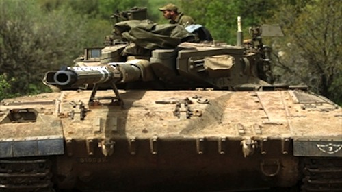 Israeli tank