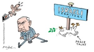Israeli peace deception
