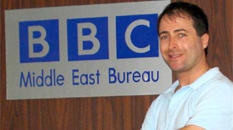 BBC News website Middle East Editor Raffi Berg