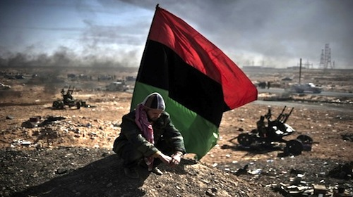 Libyan failed state