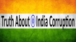 Truth about India corruption