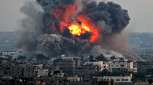 Gaza Under Attack July 2014