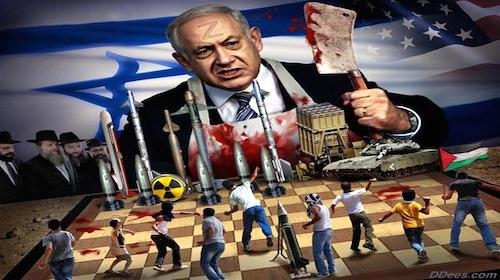 Israel's dark underbelly