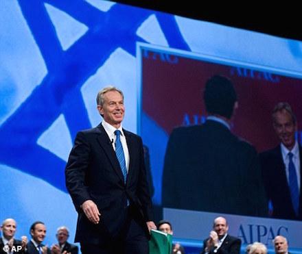 Tony Blair at AIPAC