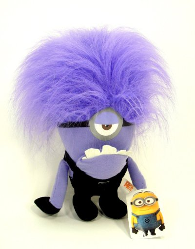 Evil Minion Stuffed Animal from Despicable Me 2