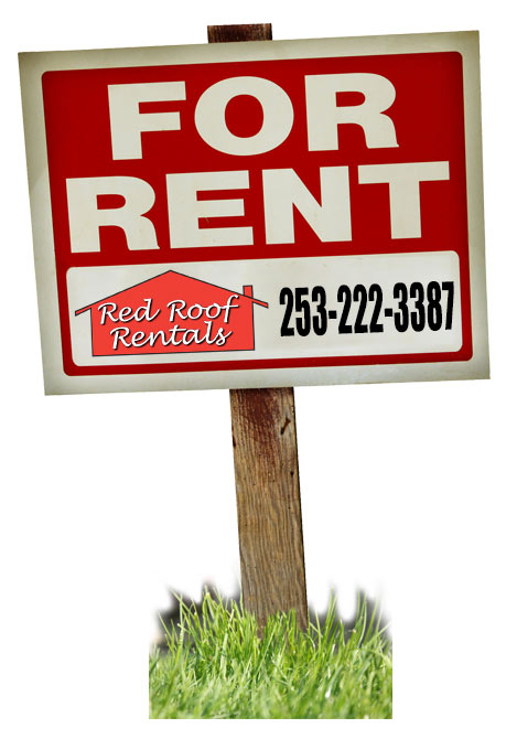 HOW DO WE ADVERTISE YOUR HOME FOR RENT? Red Roof Rentals