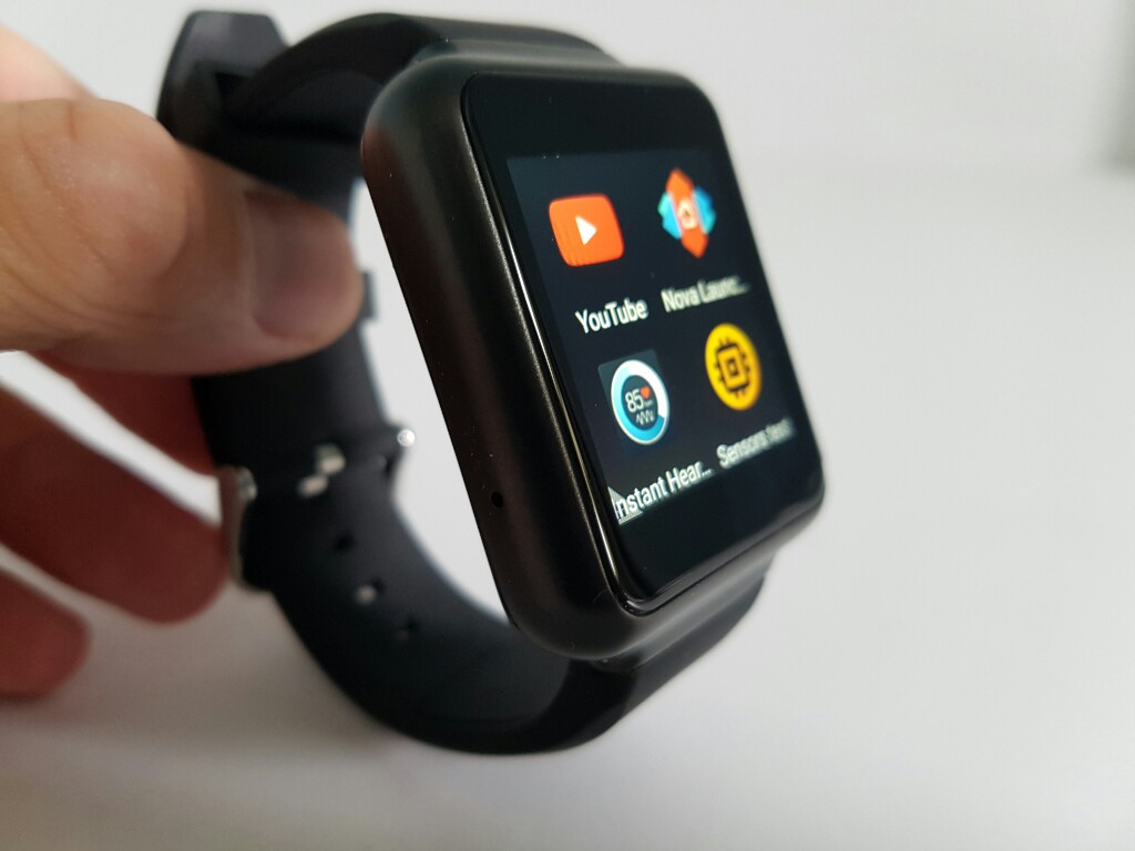 Finow Q1 3G Smartwatch - Phone REVIEW
