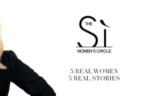 Giorgio Armani innovates with the creation of the SÌ Women's Circle (PRNewsFoto/GIORGIO ARMANI Fragrance)