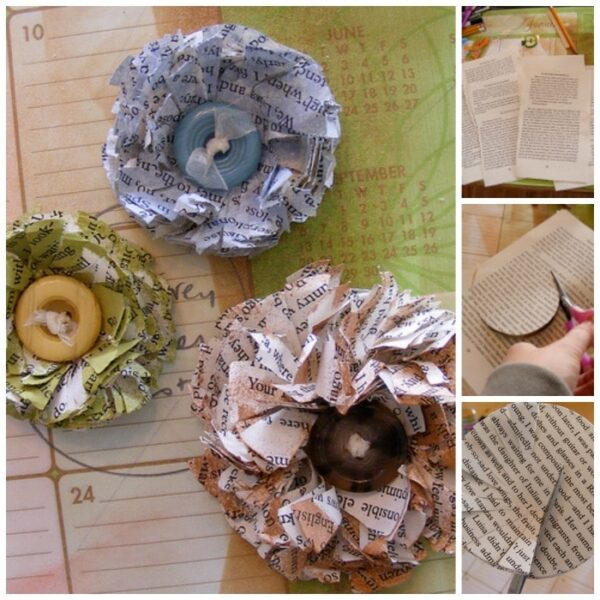 Flower Craft Ideas- wonderful spring, summer \ Motheru0027s Day ideas - christmas bookmark templates