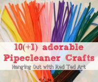 Pipecleaner Craft Ideas - Red Ted Art's Blog