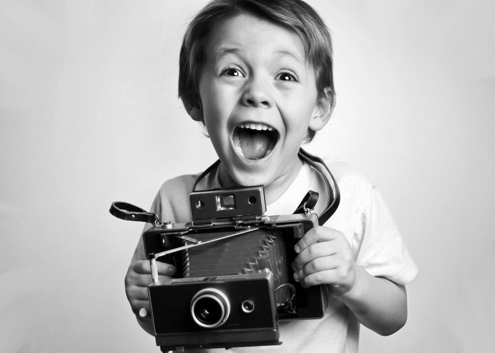 Introducing kids to photography - Red Ted Art\u0027s Blog