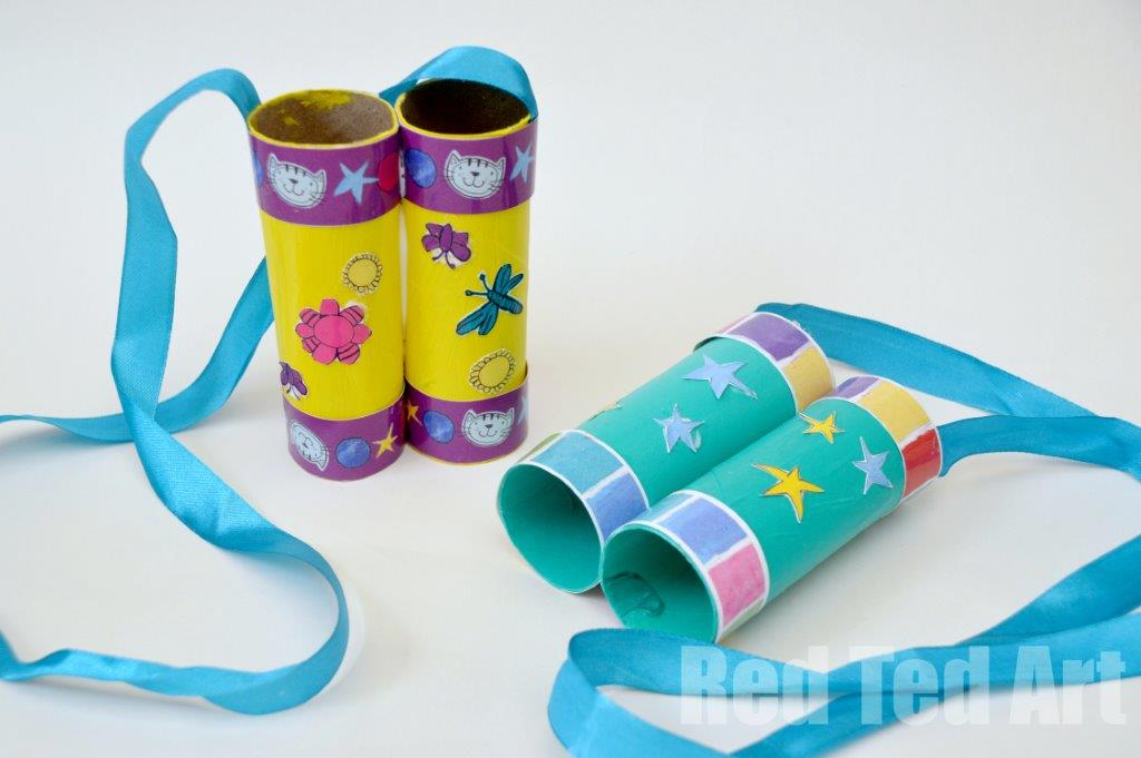 20 Tp Roll Crafts Yes Even More Red Ted Art39s Blog