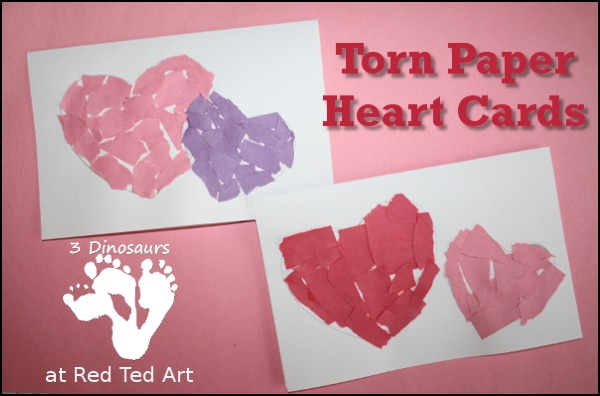 37 Easy Valentines Cards for Kids - Red Ted Art\u0027s Blog