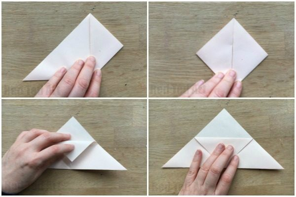 How to make an Origami Bookmark Corner - Red Ted Art\u0027s Blog