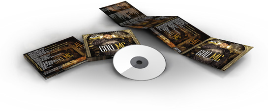 Mutli-Panel CD Covers DVD Covers CD Cover Printing Online
