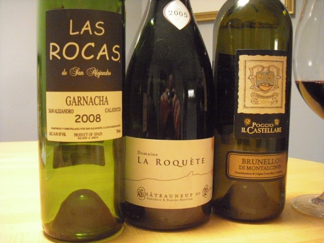 New Year's Wines