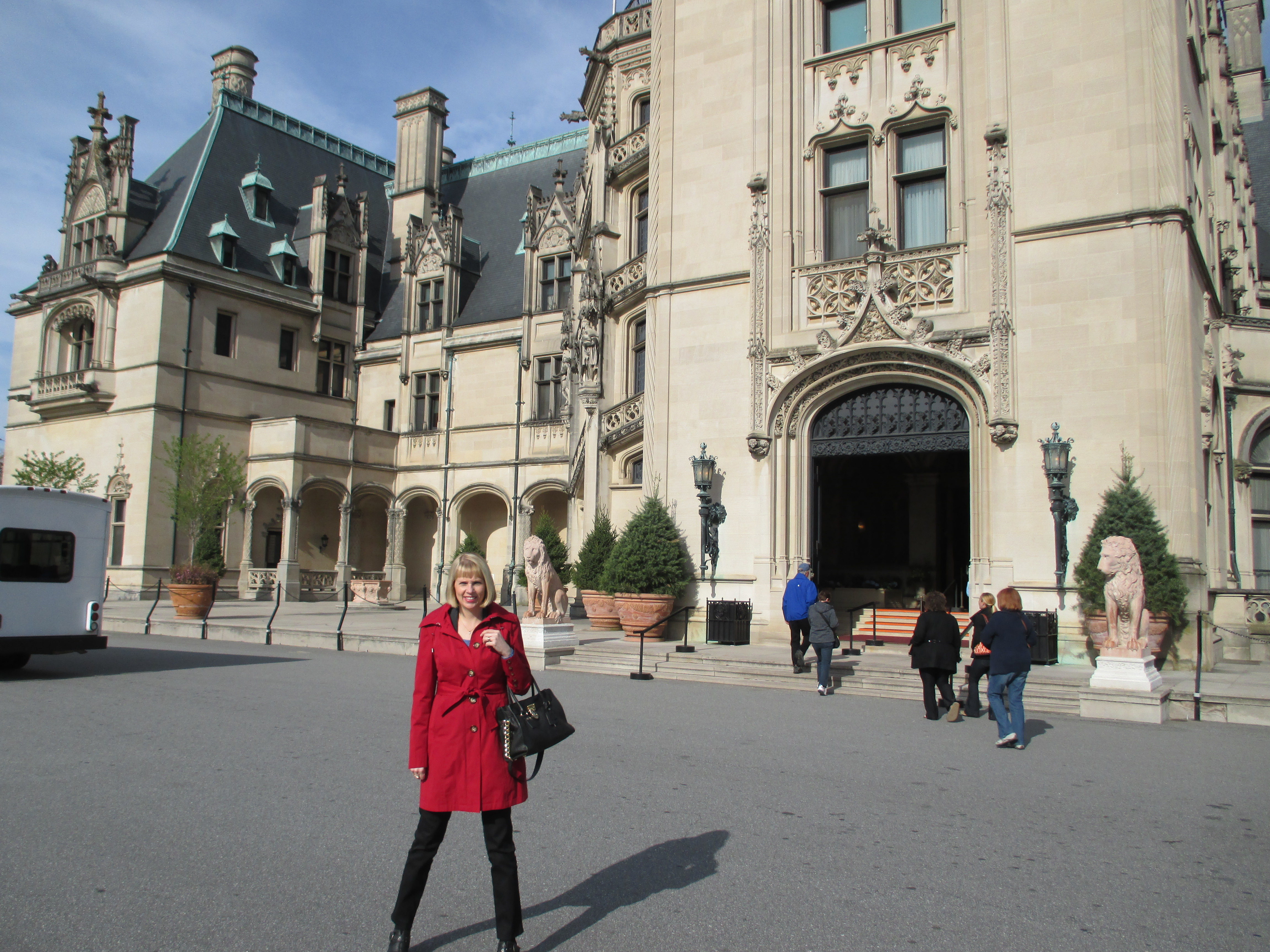 visit to the biltmore estate a destination in itself red wine