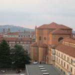 Rooftop views of Alba