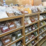 Spices in LARGE quantities!