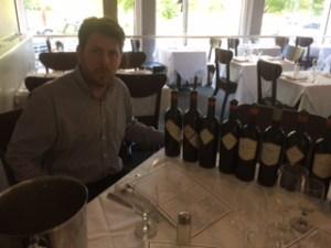 Winemaker Felipe Stahlschmidt