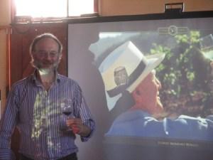 Mark de Veres presented Mondavi