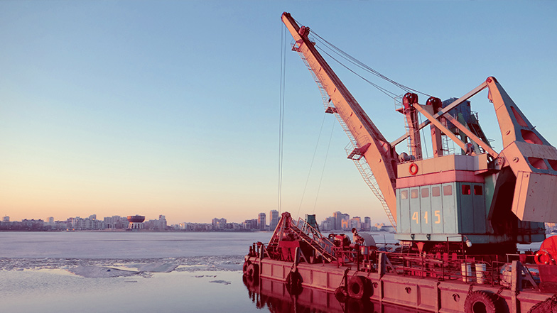 Five roles you could be doing in the shipping industry right now