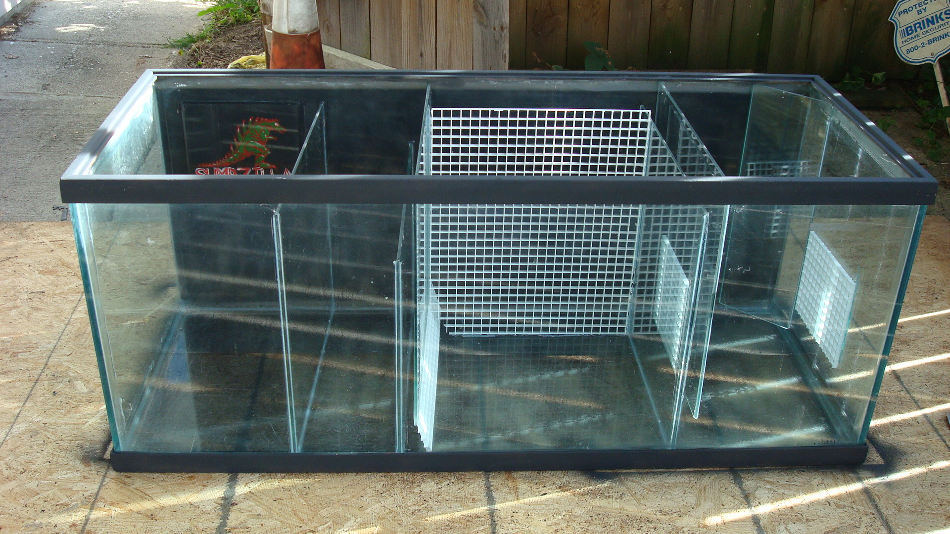 How To Build A Sump Reefedition