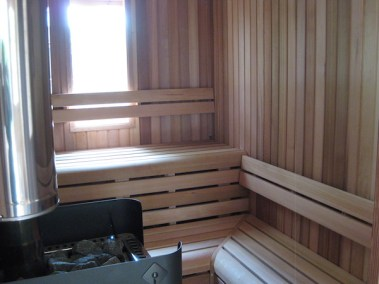 Private Sauna 7 Inside