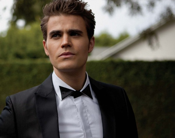 Tuxedo Wallpaper Hd The Vampire Diaries Paul Wesley On Dream Roles Becoming