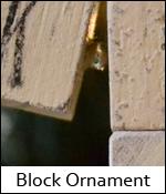 Block Ornament